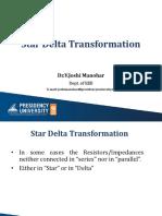 2.Star Delta