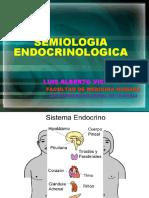 SEMIOLOGIA ENDOCRINA