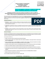 Convocatoria Abierta No 005-Psicosocial Gcb2.0-La Red 2019
