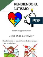 Comprendiendo El Autismo