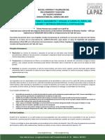 Convocatoria Abierta No 006-Inspirador Gcb2.0 La Red 2019