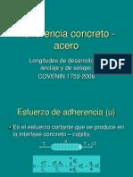 Adherencia Norma 2006!!!