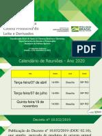 Informes Da Presidência e Secretaria 57º Leite