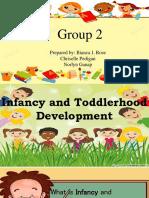 infancy and toddlerhood development