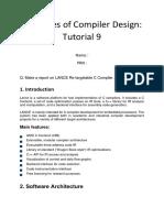 Principles of Compiler Design_ Tutorial 9