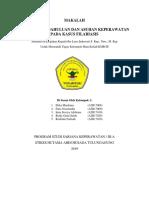 Askep Filariasis berdasarkan SDKI dan SIKI
