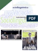 Caroline Massariol - a Sociolinguística variacionista