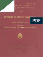 Apparato Da Campo Per Telegrafia Inintercettabile (1937)