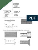 Lat Soal Pengukuran PDF