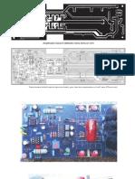 Amplificador Classe D 3200 Watts 127v