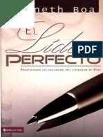 El Lider Perfecto - Kenneth Boa