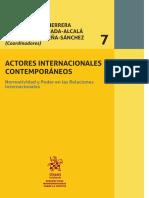 Actores Internacionales Contemporáneos Normatividad y Poder en Las Relaciones Internacionales