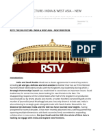 Insightsonindia.com-rstv the Big Picture- India Amp West Asia New Frontiers