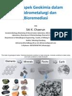 Materi 2 Aspek Biogeokimia