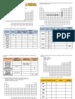 114312095 Actividades Sobre Tabla Periodica 2do