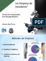 Estudio Sobre Limpieza de Hidrogeneradores-Percaz