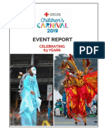 Red Cross Childrens Carnival Report Final