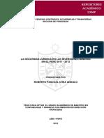 chea SEGURIDAD JURÍDICA DE LAS INVERSIONES MINERAS EN EL PERU.pdf