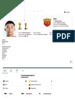 Guan He - Profilo Giocatore 2019 _ Transfermarkt