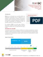 Informe Demo Proa K - Comercial CIB - Integral