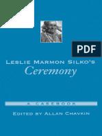 Allan Chavkin - Leslie Marmon Silko's Ceremony_ a Casebook (Casebooks in Criticism)-Oxford University Press, USA (2002)