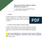 Relatório de Avaliação de Imóvel Urbano - Danilo Alves Flausino