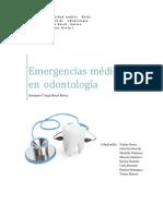 66406035 Emergencias Medicas en La Odontologia