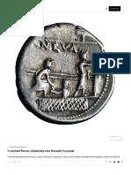 Www Nationalgeographic Com History Magazine 2019-11-12 Ancient Roman Citizenship