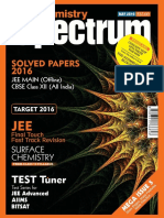 Spectrum Chemistry - May 2016