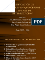 Auxiliares en Quirófanos