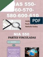 Nias 550-560-570-580-600-610 ultimo