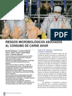 INTA CIEP Rodriguez R Riesgos Microbiologicos Asociados Carne Aviar