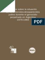 Desaparecidos en Argentina de origen judío