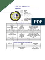 Fiber Home Adss-12h Span120 Datasheet