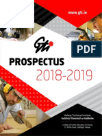 GTI Prospectus 2018