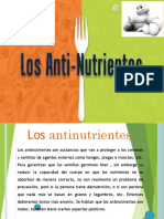 ANTINUTRIENTES - diadositivas