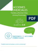 Setiembre AACC Cartilla Tiendas y Movistar Shop