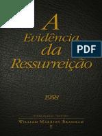 A Evidência da Ressurreição