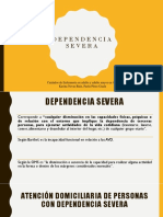 Clase 15 Dependencia Severa