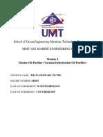 Module 2 Marine Oil Purifier-converted (1)