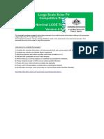 LCOE Calculator 1