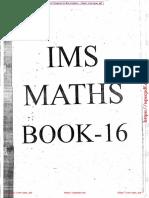 Ias maths material