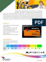 Datasheet - Isss314 3d Mlc Ssd-En_20170718