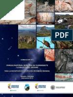 Nominación PNN Serrania de Chiribiquete como patrimonio mixto de la humanidad