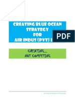 Creating Blue Ocean Strategy in Air Indus(Pvt)Ltd.pdf