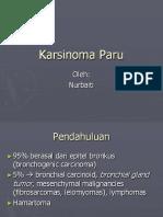 Karsinoma Paru
