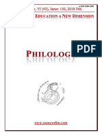Seanewdim Philology VI 43 Issue 150
