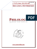 Seanewdim Philology V 47 Issue 160