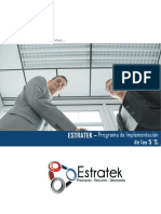 ESTRATEK - Programa de Implementacion de las 5S.pdf