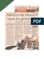 Mahindra MotoGP